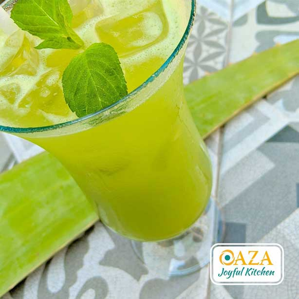 sok refreshing detox od aloe vere