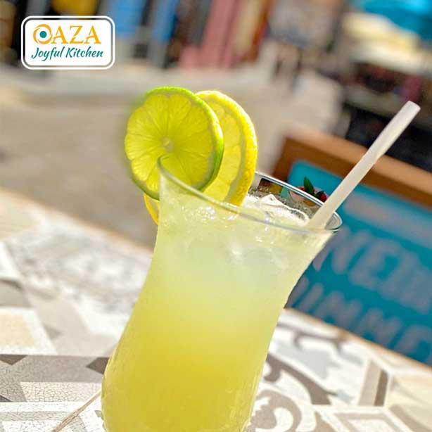 osvježavajući sok Lemon lime