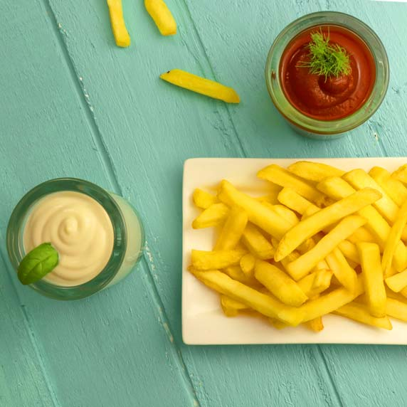 pommes fries