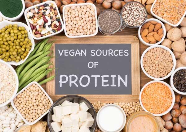 proteinske namirnice za vegane i vegetarijance