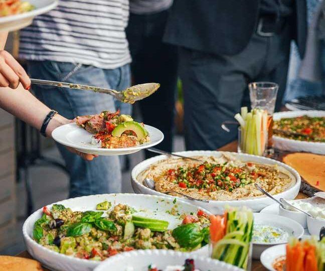 veganski catering
