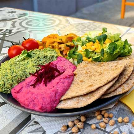 veganski obrok