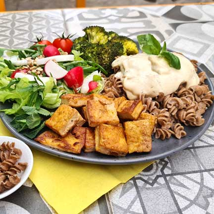 veganski ručak
